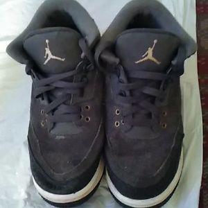 Retro 3 Air Jordan Basketball Shoes